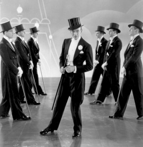 4 Fred Astaire Ginger Rogers Top Hat