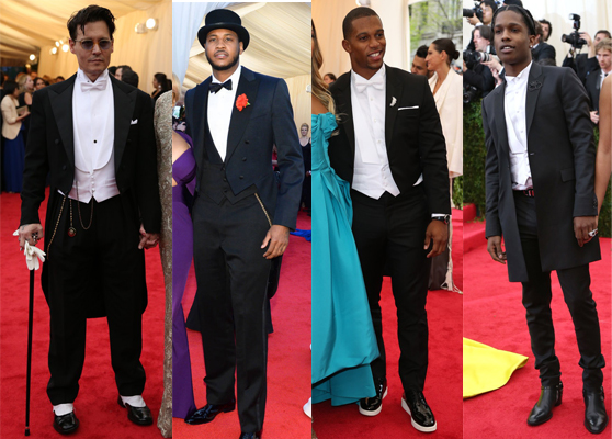 Asap Rocky Suit Images & Pictures - Becuo Johnny Depp Looks